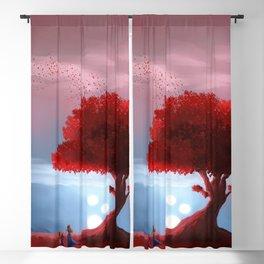 Remembrance Blackout Curtain
