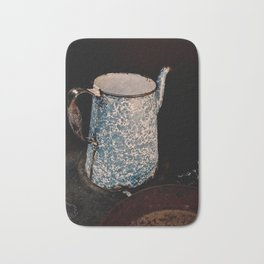Coffee Pot, Haunted Stove- Hell's gate, B.C. Bath Mat