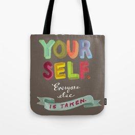 Smart People Say Smart Things Tote Bag