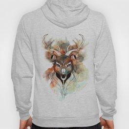 Deer- color brown Hoody