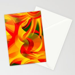 Abstract 131 Stationery Cards
