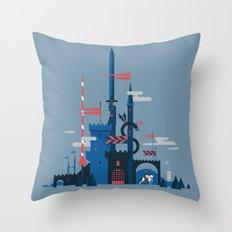 Myth & Legend Throw Pillow