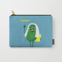If in doubt ask Advocado Carry-All Pouch