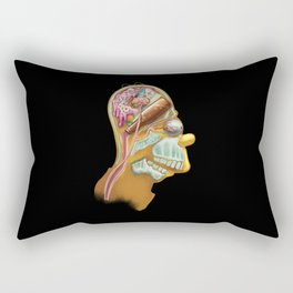 Homeric Thought Rectangular Pillow