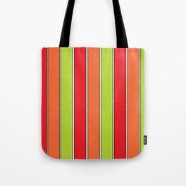 Stripe 3 Tote Bag