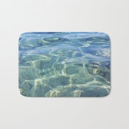 Adriatic sea Bath Mat
