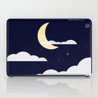 night sky iPad Cases featuring Night Sky by Jozi