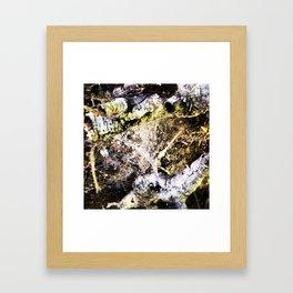 Detritus Framed Art Print