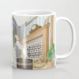 Nana's Sketchbook Coffee Mug