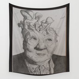The Old Man Wall Tapestry