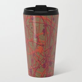 Lorne Splatter #7 Travel Mug