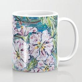 Flowers Painting Coffee Mug