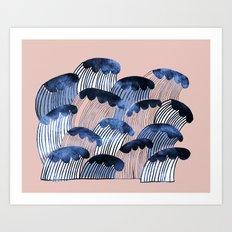 Tyrsky Myrsky Art Print