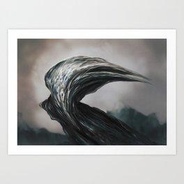 detrius Art Print