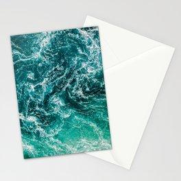 Ocean Waves Foam [v.2021] Stationery Cards