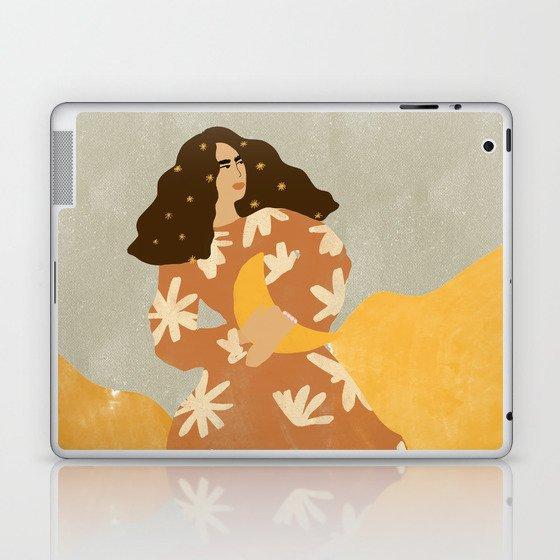 I Stole the Moon Laptop & iPad Skin