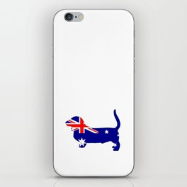 Basset Hound iPhone Skin
