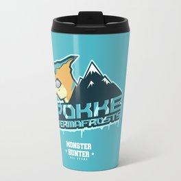 Monster Hunter All Stars - Pokke Permafrosts  Travel Mug