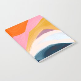Let Go - no.36 Shapes and Layers Notebook