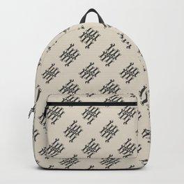 key! beige Backpack