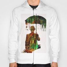 Rain in the abstract city Hoody