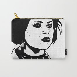 """Nancy The Craft """"WE ARE THE WEIRDOS MISTER"""" Carry-All Pouch"""