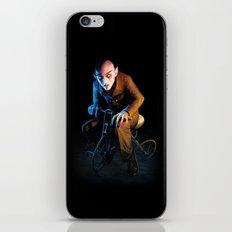 Nosferatu On A Tricycle iPhone & iPod Skin
