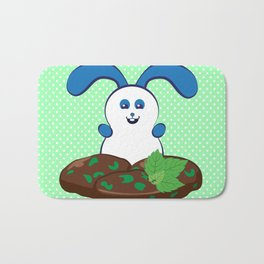 Ernest | Thinmintoholic Bath Mat