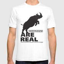 Unicorns Are Real 2 T-shirt