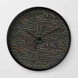 worms Wall Clock