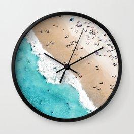 Beach Mood 2 Wall Clock