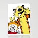 Calvin And Hobbes by alecialarson