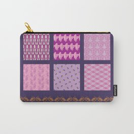 Violet Dream Carry-All Pouch