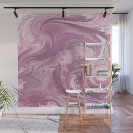 Blush Dreams Wall Mural