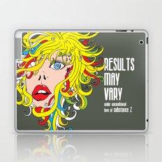 Results May Vary Laptop & iPad Skin