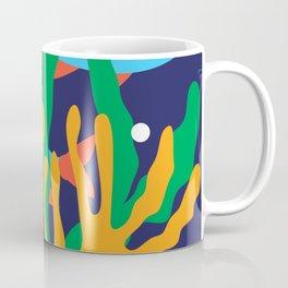Fishes and seaweeds Coffee Mug