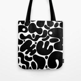 Blobs 004 Tote Bag