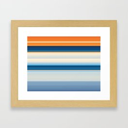 Kelly Belly Framed Art Print
