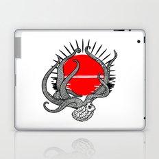 The last sunset Laptop & iPad Skin