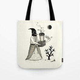 Harbinger of Anxiety Tote Bag