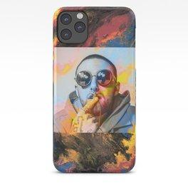 Fire & Desire Feat. Mac Miller iPhone Case