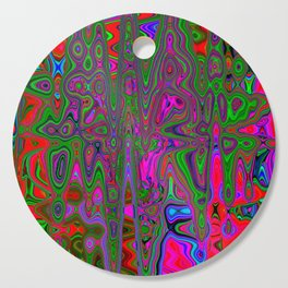 Psychedelic Happened Cutting Board