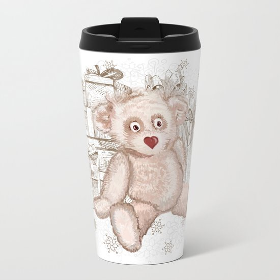 Celebration Metal Travel Mug