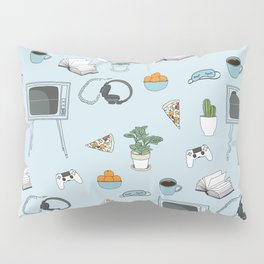 Friday Night Party {for introverts} Pillow Sham