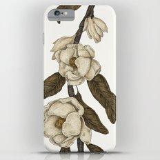 Magnolias Branch Slim Case iPhone 6s Plus