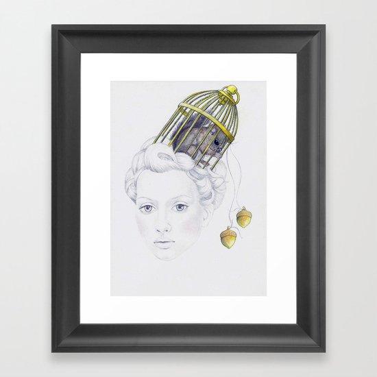 Entrapment Framed Art Print