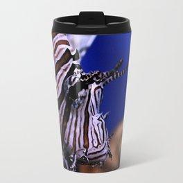 Lion fish Travel Mug