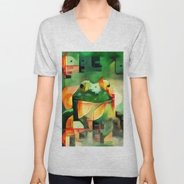 Ree Deep Rock Unisex V-Neck