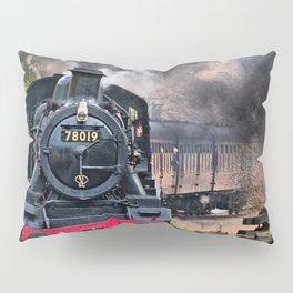 78019 Steam Train Pillow Sham