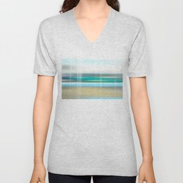view to the breakers Unisex V-Neck